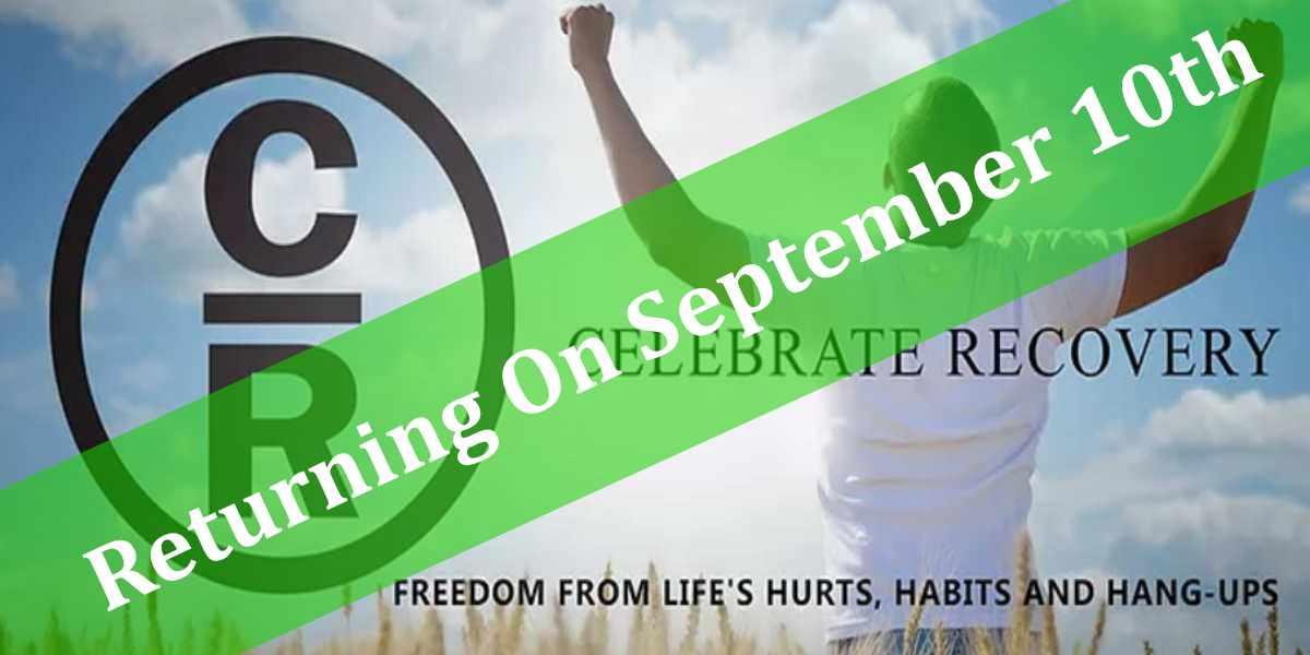 CR Returning Sept 10th